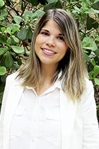 Bruna Souza Albuquerque, nutricionista especializada em    nutrição materno-infantil
