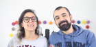 Dafne Amaro é instrutora de yoga e Diego Paladini é professor de Educação Física. O casal é autor do canal Saúde na Rotina, que dá dicas e informações sobre emagrecimento, saúde e exercício de maneira bem humorada.